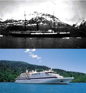 The Harriman Alaska Expedition Retraced (photos)