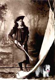 The Life and Times of Annie Oakley
